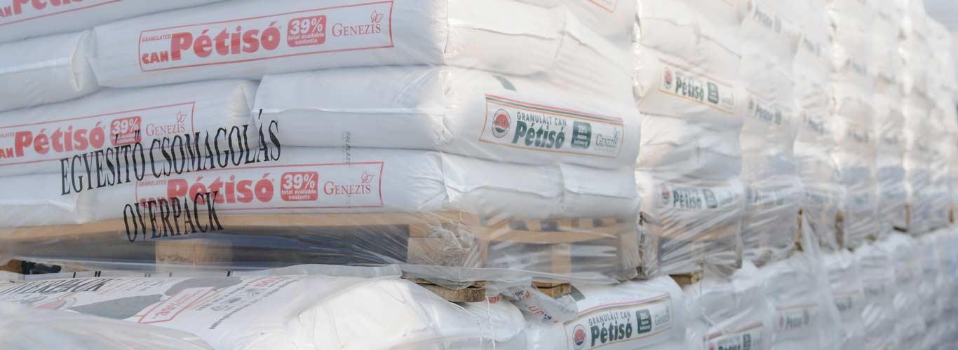 Nawozy rolnicze lubelskie Saletrzak węgierski Petiso