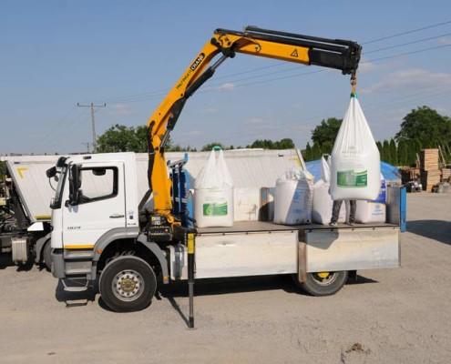 hds transport ciężarowy lubelskie Lublin