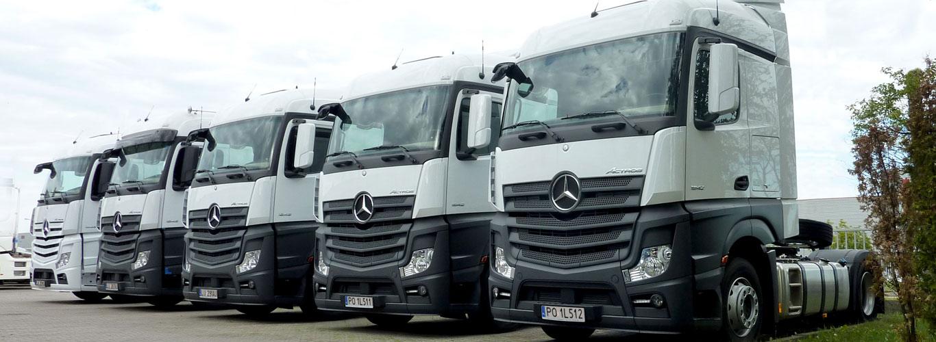 Transport ciężarowy lubelskie Migrola Lublin, Bełżyce, Motycz